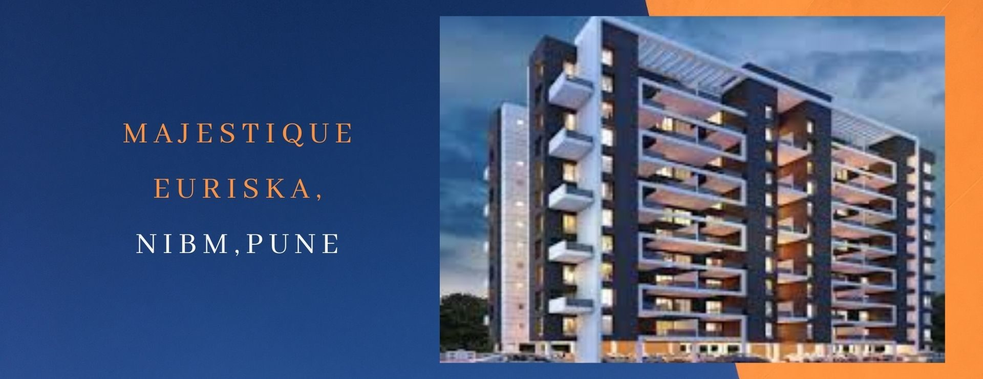 Majestique Euriska ,NIBM, Pune