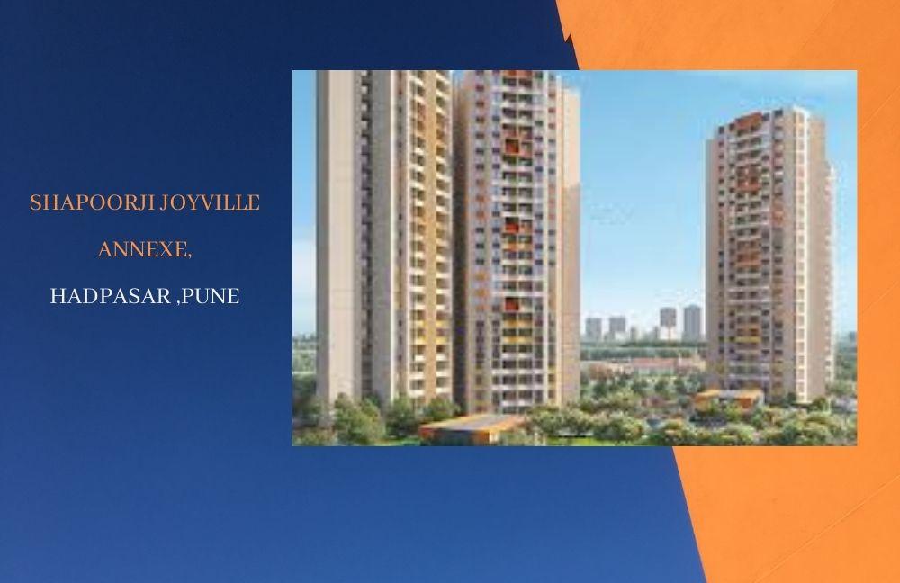 Shapoorji Joyville Annexe,Hadpasar, Pune