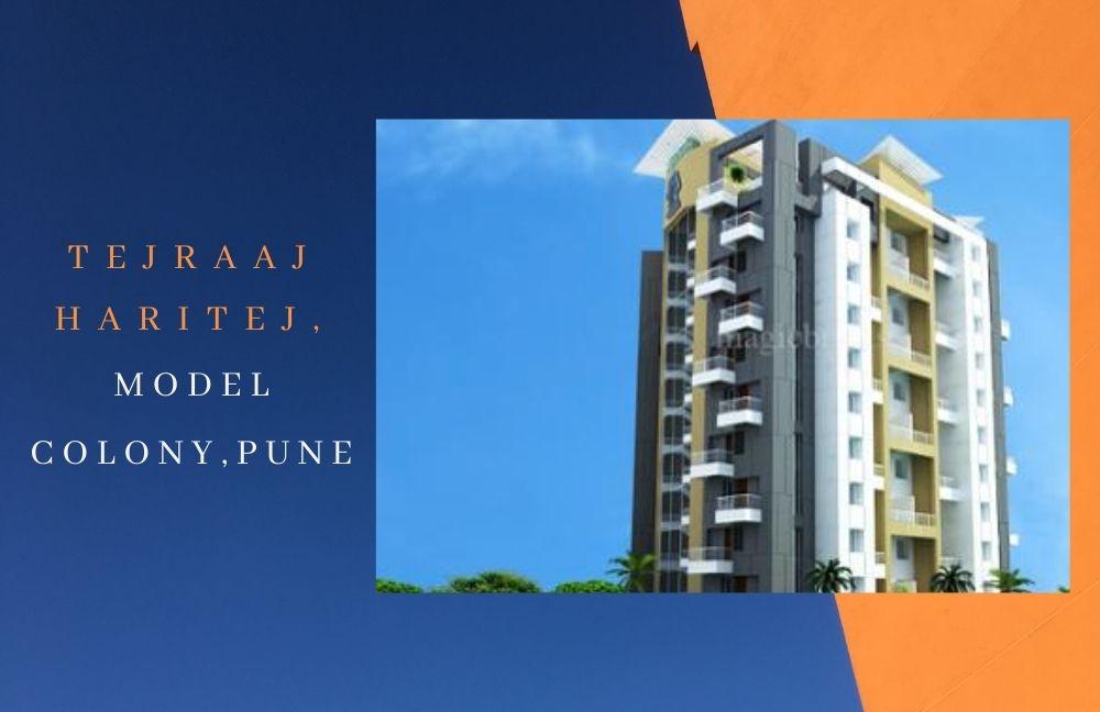Tejraaj Haritej,Model Colony, Pune